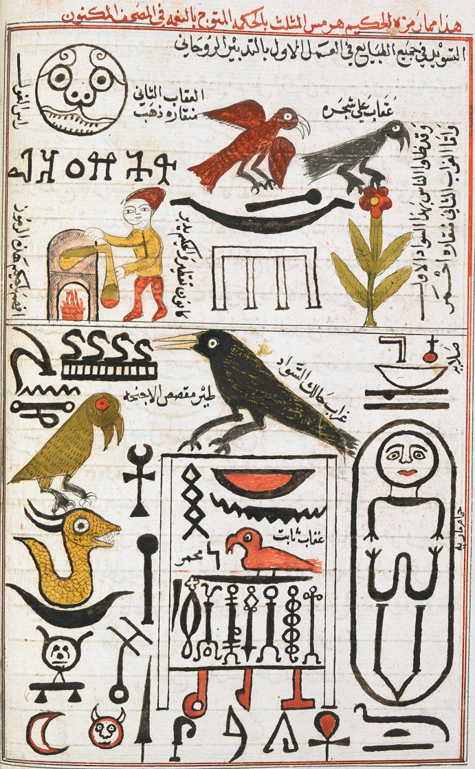 египетские птички к Зотову